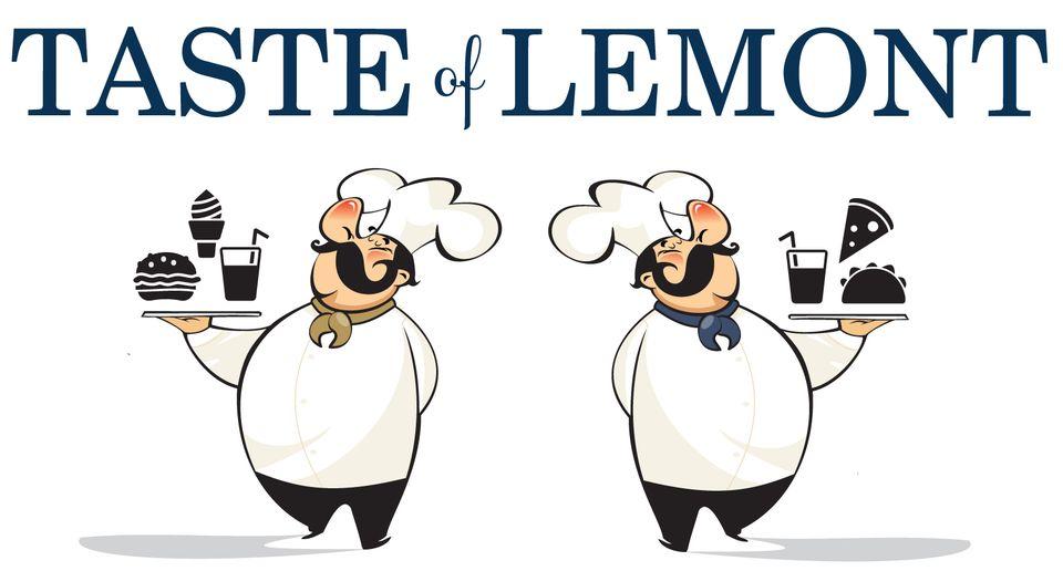 Taste of Lemont logo