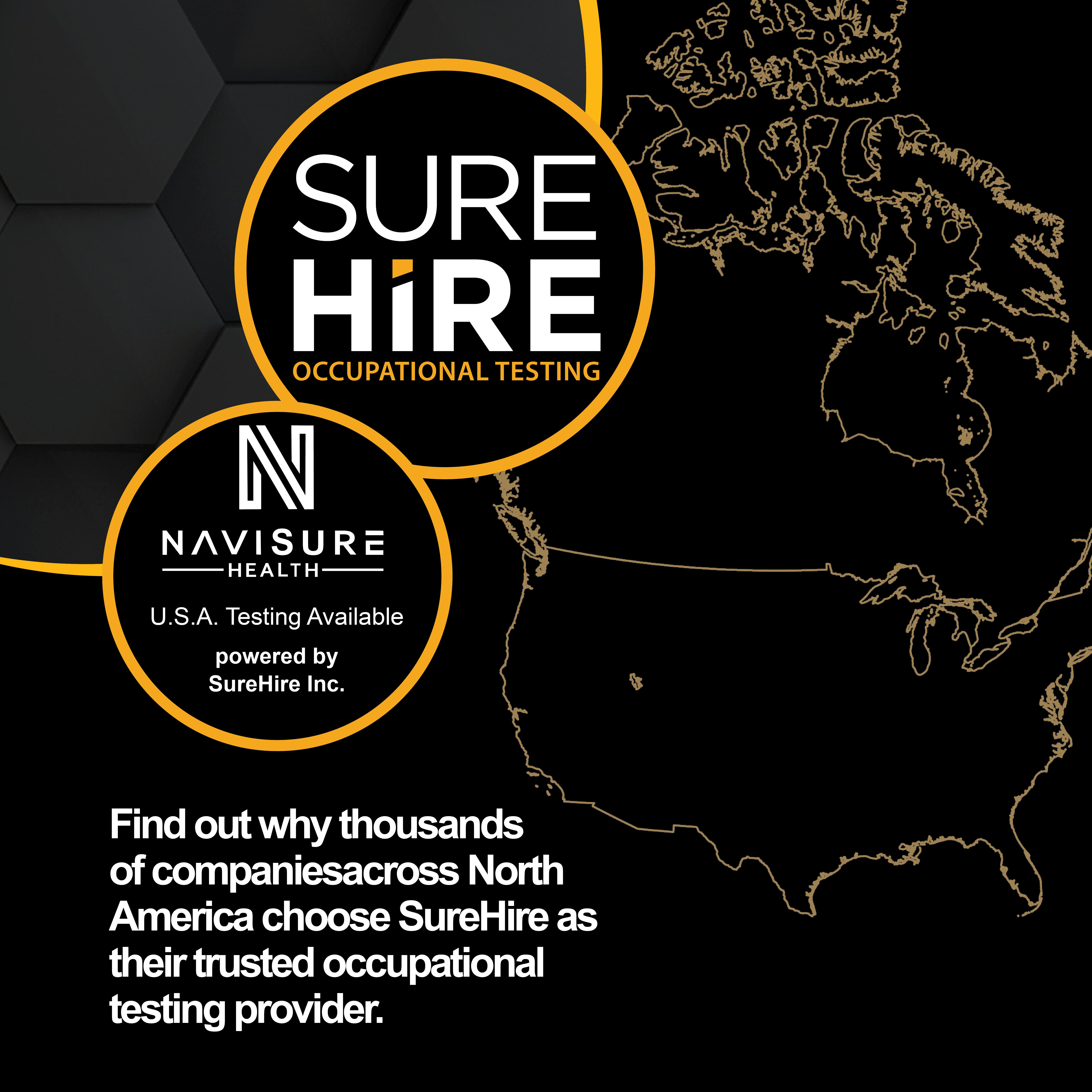 SureHire NaviSure Social