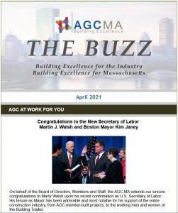 April Buzz Image